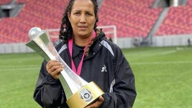 Photo of Shilene Booysen Becomes First South African Woman To Coach Internationally