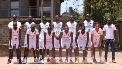 Photo of Kisumu Lakeside Basketball Team Gets Financial Reprieve From A Non Governmental American Foundation.