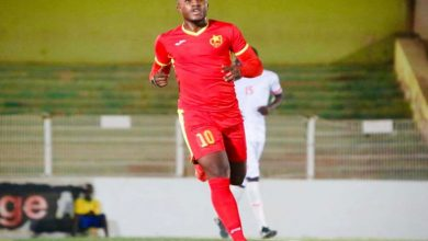 Photo of Report – Richmond Antwi is a Royal!