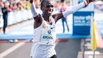 Photo of Eliud Kipchoge Waste's no Time as He Ready's Himself for Another Gold Medal