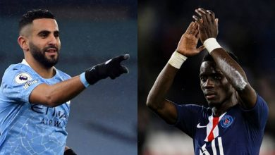 Photo of Mahrez Shines As Gueye Disappoints in City's Clash Against Paris Giants.