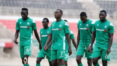 Photo of CAF fines Gor Mahia, bans players for attacking referee