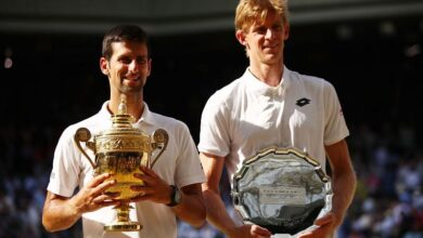 Photo of SA Star Anderson to face World Number One Djokovic at Wimbledon