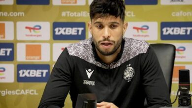 """Photo of Gibran: """"We will not accept any result other than qualifying to the Finals"""""""