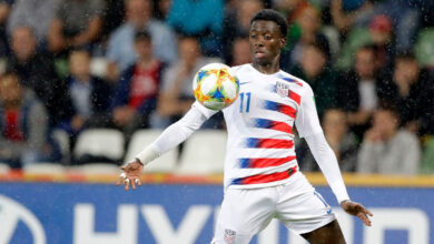 Photo of USMNT Star Timothy Weah Shatters Liberia Representation Hopes