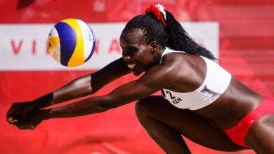 Photo of Kenya Women Secure Beach Volleyball Olympic Qualification