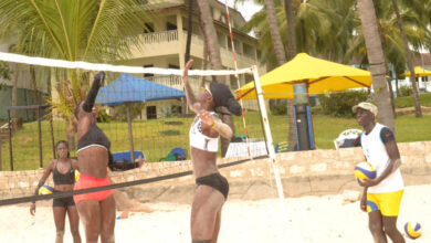 Photo of Kenya Names Men's and Women's Beach Volleyball Squad Ahead of Olympic Qualifiers