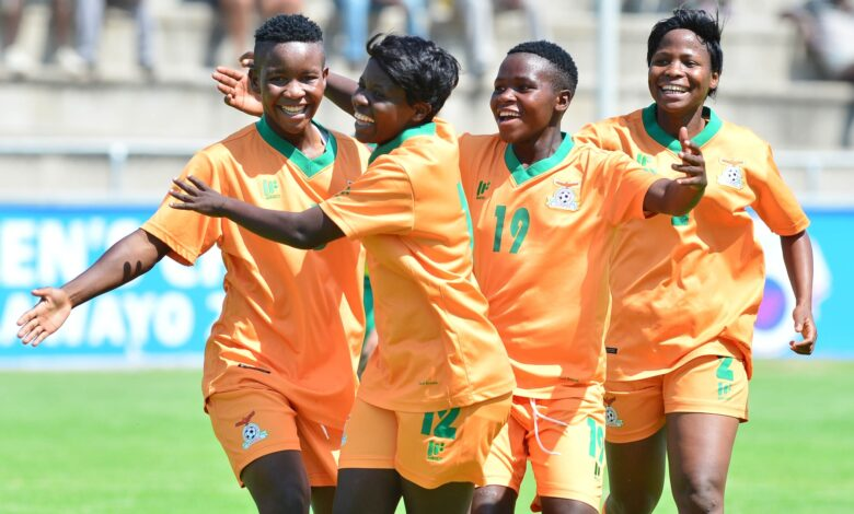 Photo of Africa pins hope on Olympic debutantes Shepolopolo