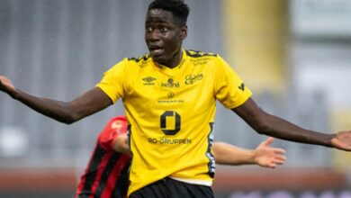 Photo of Kenyan Defender Attracts Interest from Rangers, Celtic and Lorient