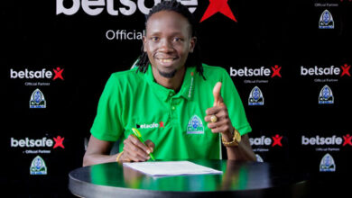 Photo of Gor Striker Okello Joins Bright Stars Camp Ahead of FIFA Arab Cup Games