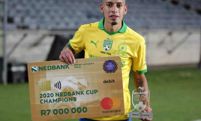 Photo of Sundowns Winger Sirino Dreams of Playing for Al Ahly