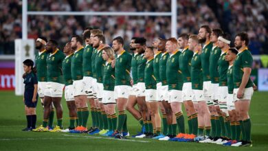 Photo of Setback for the Springboks in the First of Three test Games