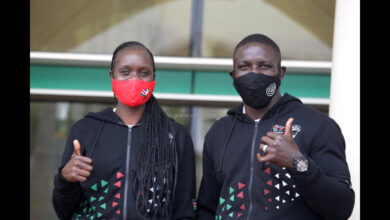 Photo of Tokyo Olympics: Amonde and  Moim to fly Team Kenya flag at the Olympics Opening Ceremony